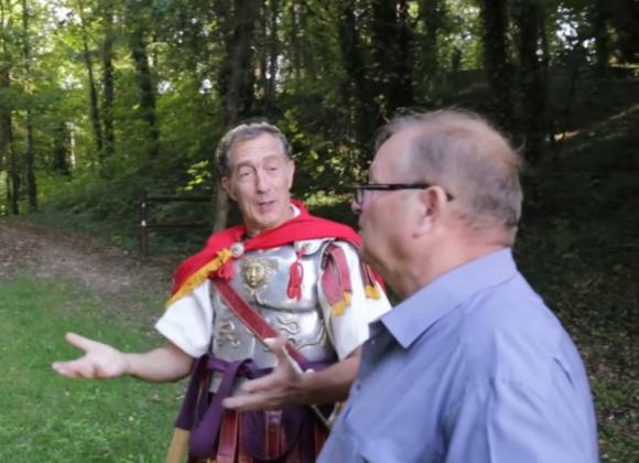 Le camp romain de Mirebeau-sur-Bèze