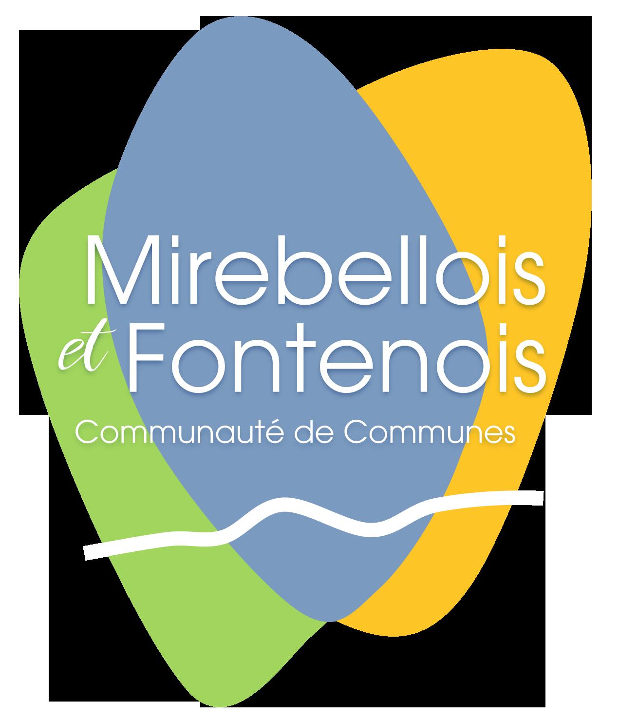 Logo Comcom Mirebellois et Fontenois
