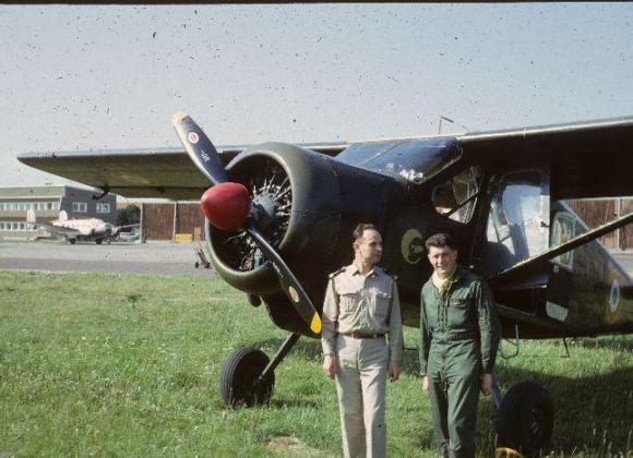 Photographie aérienne et archéologie : Retour sur l'exposition des Archives départementales